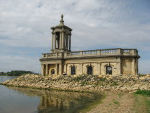 Hambleton, Normanton Church, Rutland Water, Rutland ©